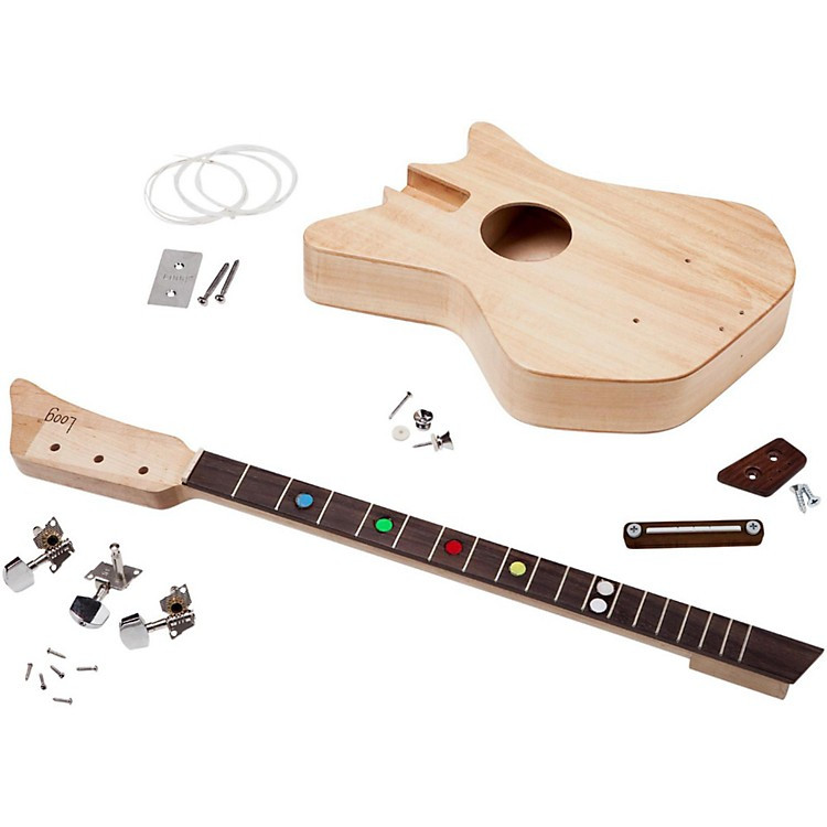 Best ideas about DIY Acoustic Guitar Kit . Save or Pin Hal Leonard II Acoustic Guitar Kit Now.