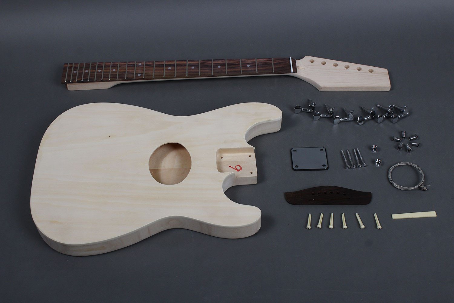 Best ideas about DIY Acoustic Guitar Kit . Save or Pin Special Acoustic Guitar DIY Kit Bolt on construction GK Now.