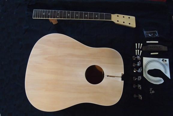 Best ideas about DIY Acoustic Guitar Kit . Save or Pin STRAT STYKE DIY GUITAR KIT Now.