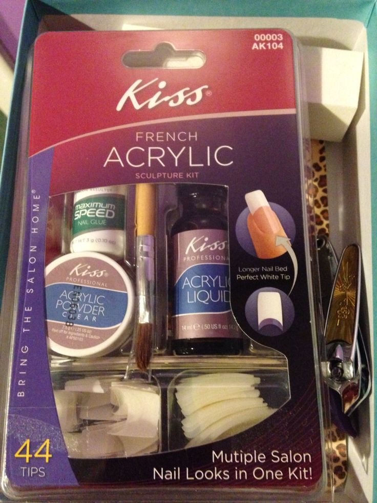 Best ideas about DIY Acrylic Nails Kit . Save or Pin 25 best ideas about Acrylic nail kits on Pinterest Now.