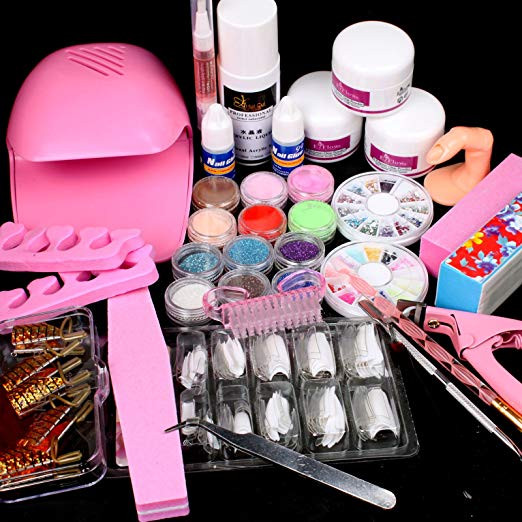 Best ideas about DIY Acrylic Nails Kit . Save or Pin The Best Acrylic Nail Kit The Ultimate Guide All Beauty Now.