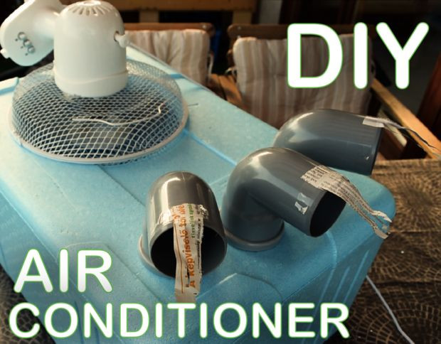 Best ideas about DIY Air Conditioner . Save or Pin DIY Air Conditioner 16 Steps with Now.