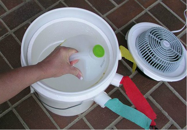 Best ideas about DIY Air Conditioning . Save or Pin DIY Air Conditioner Genius Bob Vila Now.