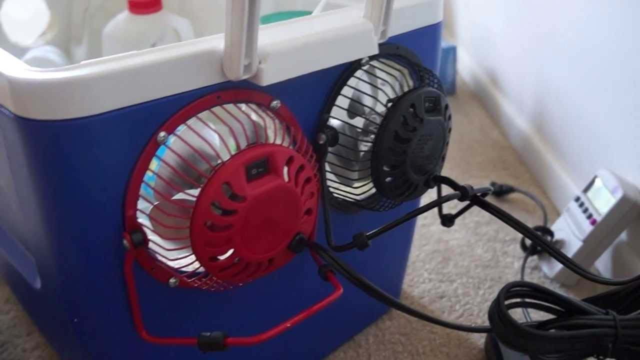 Best ideas about DIY Air Conditioning . Save or Pin 12 Volt Homemade Air Conditioner Now.
