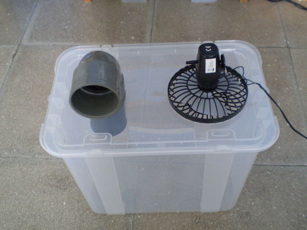 Best ideas about DIY Air Conditioning . Save or Pin Simple Cheap Air Conditioner Cooler Now.
