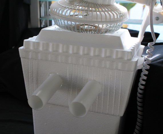 Best ideas about DIY Air Conditioning . Save or Pin DIY Air Conditioner – How to be Awesome on $20 a Day Now.
