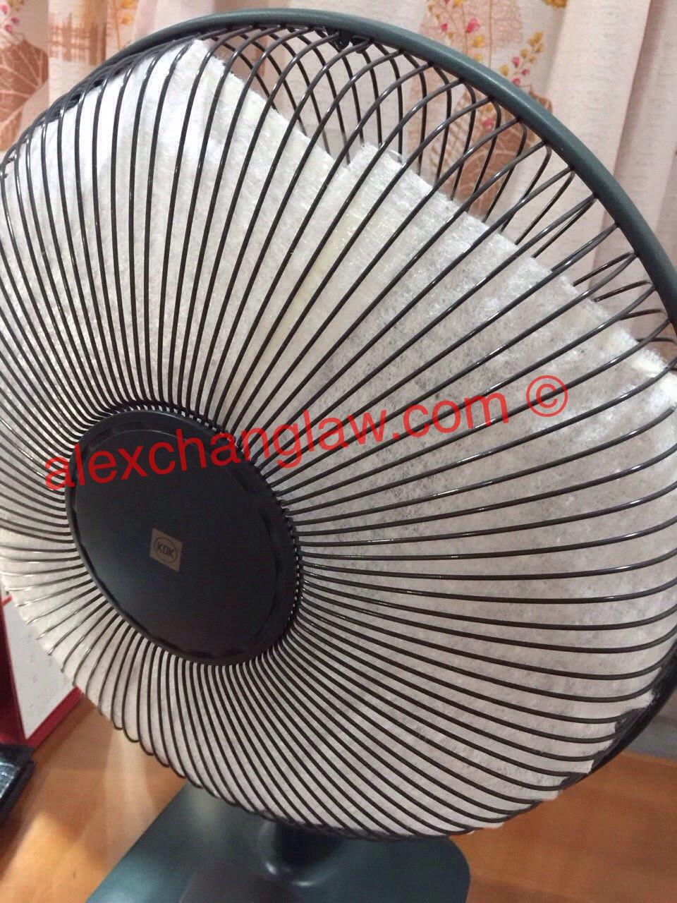 Best ideas about DIY Air Filter . Save or Pin DIY Homemade Fan Haze filter USD6 machine Now.