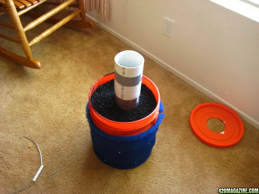Best ideas about DIY Air Filter . Save or Pin DIY High Flow Carbon Filter Now.