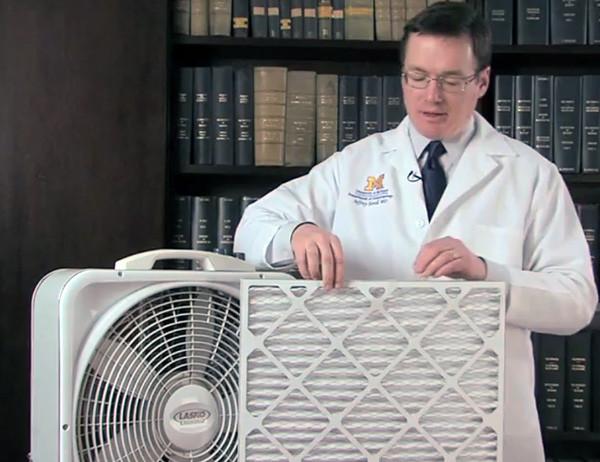 Best ideas about DIY Air Filter . Save or Pin Jeffrey Terrell DIY Airfilter Inhabitat – Green Design Now.