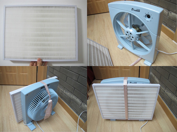 Best ideas about DIY Air Filter . Save or Pin A ¥166 DIY Air Purifier to Save Your Lungs Now.