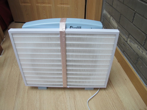 Best ideas about DIY Air Filter . Save or Pin Particle Counting How to Make a DIY Air Purifier How Now.