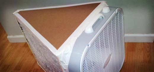 Best ideas about DIY Air Filter . Save or Pin Better Box Fan Air Purifier Now.