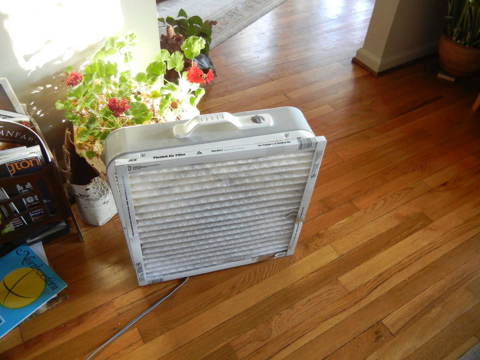 Best ideas about DIY Air Filters . Save or Pin DIY Air Cleaner Now.