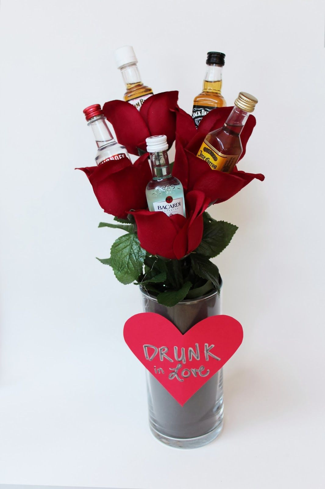 Best ideas about DIY Alcohol Gift Baskets . Save or Pin PARTYLISS DIY Alcohol Bouquet Now.