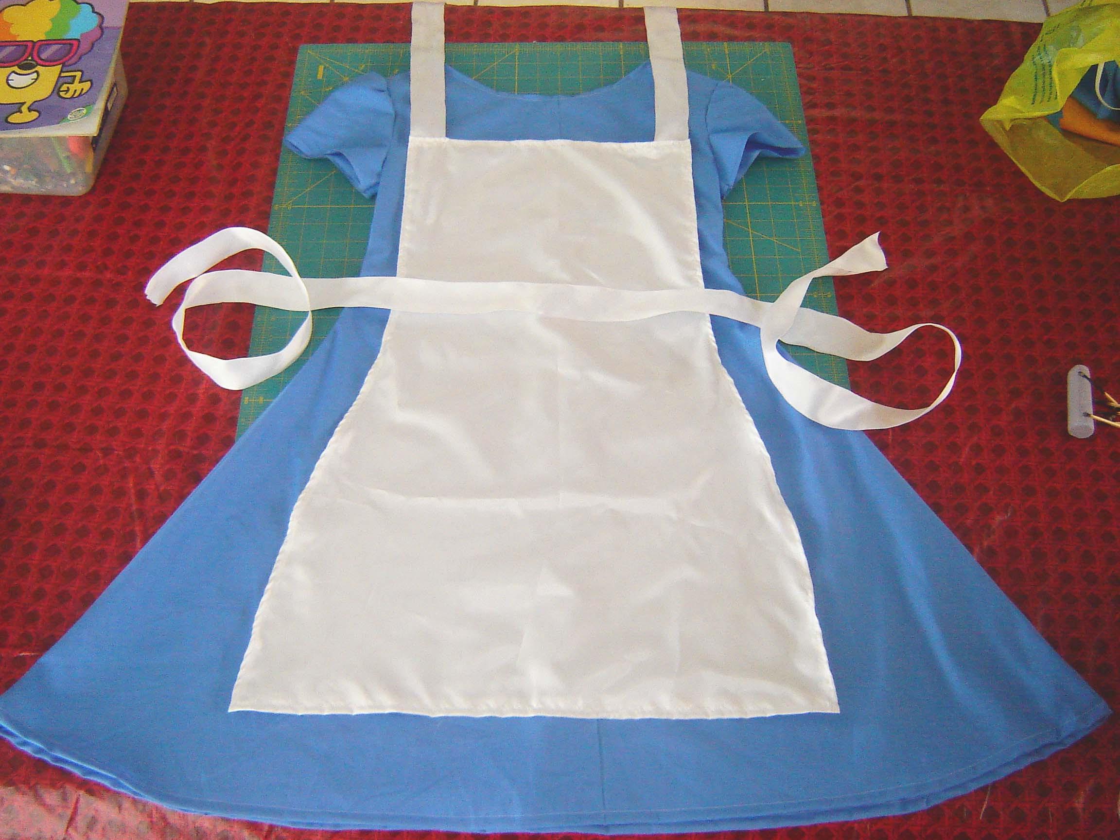 Best ideas about DIY Alice In Wonderland Costumes . Save or Pin Last Minute Alice in Wonderland Costume Now.