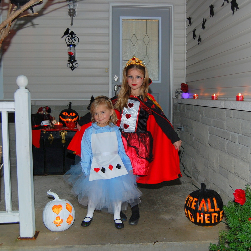 Best ideas about DIY Alice In Wonderland Costumes . Save or Pin A Little Bit of a Gothic Wonderland The Costumes Now.
