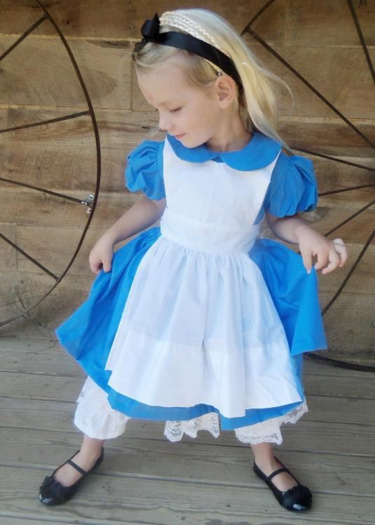 Best ideas about DIY Alice In Wonderland Costumes . Save or Pin WeHaveCostumes Modest Quality Homemade Alice Wonderland Now.
