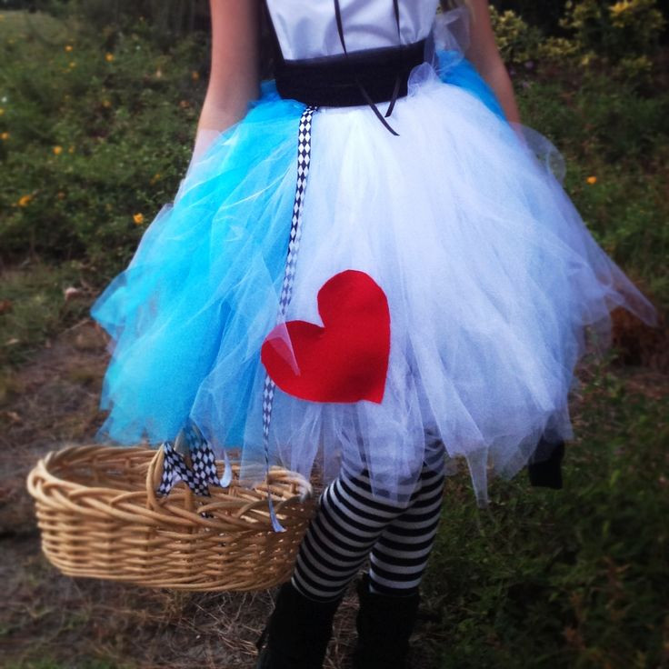 Best ideas about DIY Alice In Wonderland Costumes . Save or Pin DIY Alice In Wonderland costume pouf by Isabelle Now.