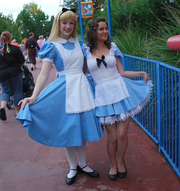 Best ideas about DIY Alice In Wonderland Costumes . Save or Pin Alice in Wonderland Costume My daughter would be a Now.