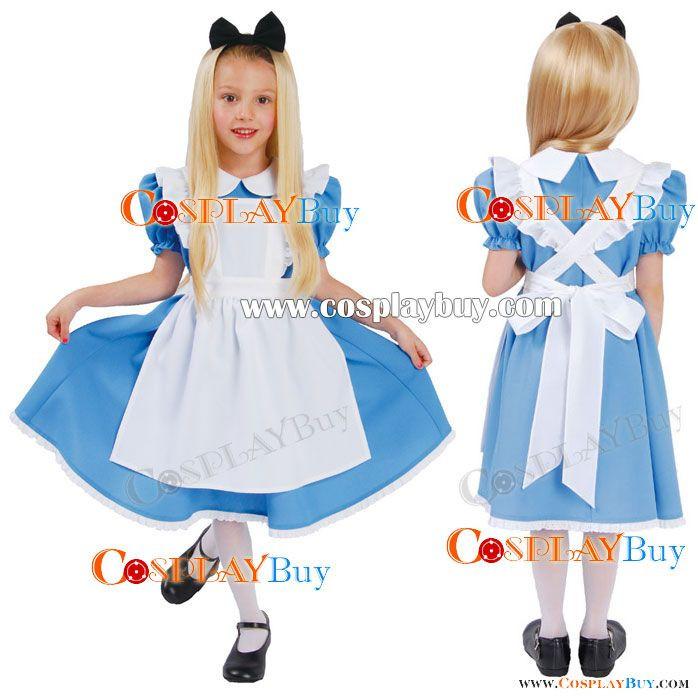 Best ideas about DIY Alice In Wonderland Costumes . Save or Pin diy alice in wonderland costume Now.
