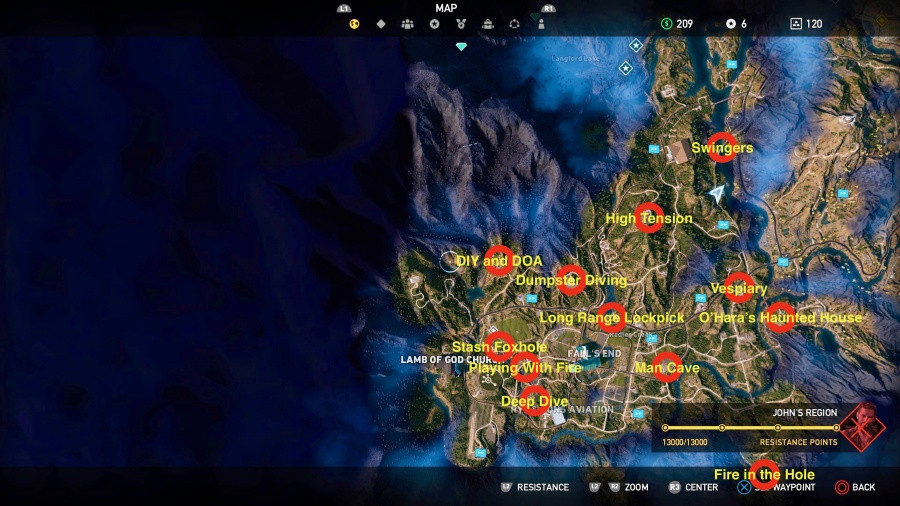Best ideas about DIY And Doa Far Cry 5 . Save or Pin Far Cry 5 Prepper Stash Locations and Rewards How to Now.