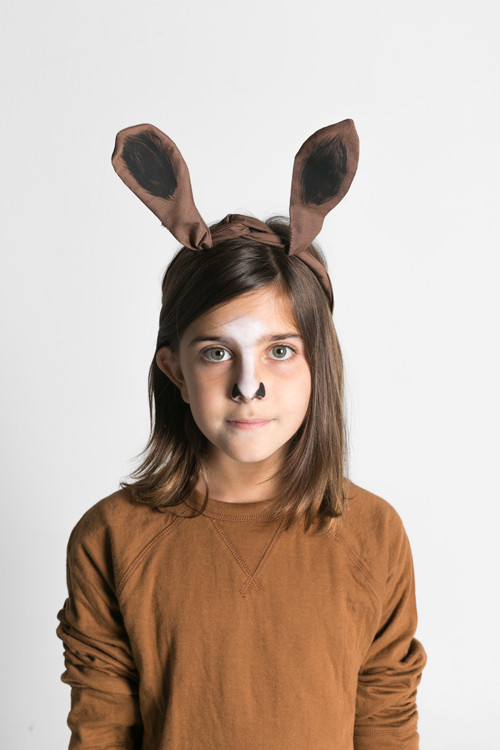 Best ideas about DIY Animal Costume . Save or Pin DIY animal headwraps Part 1 The House That Lars Built Now.