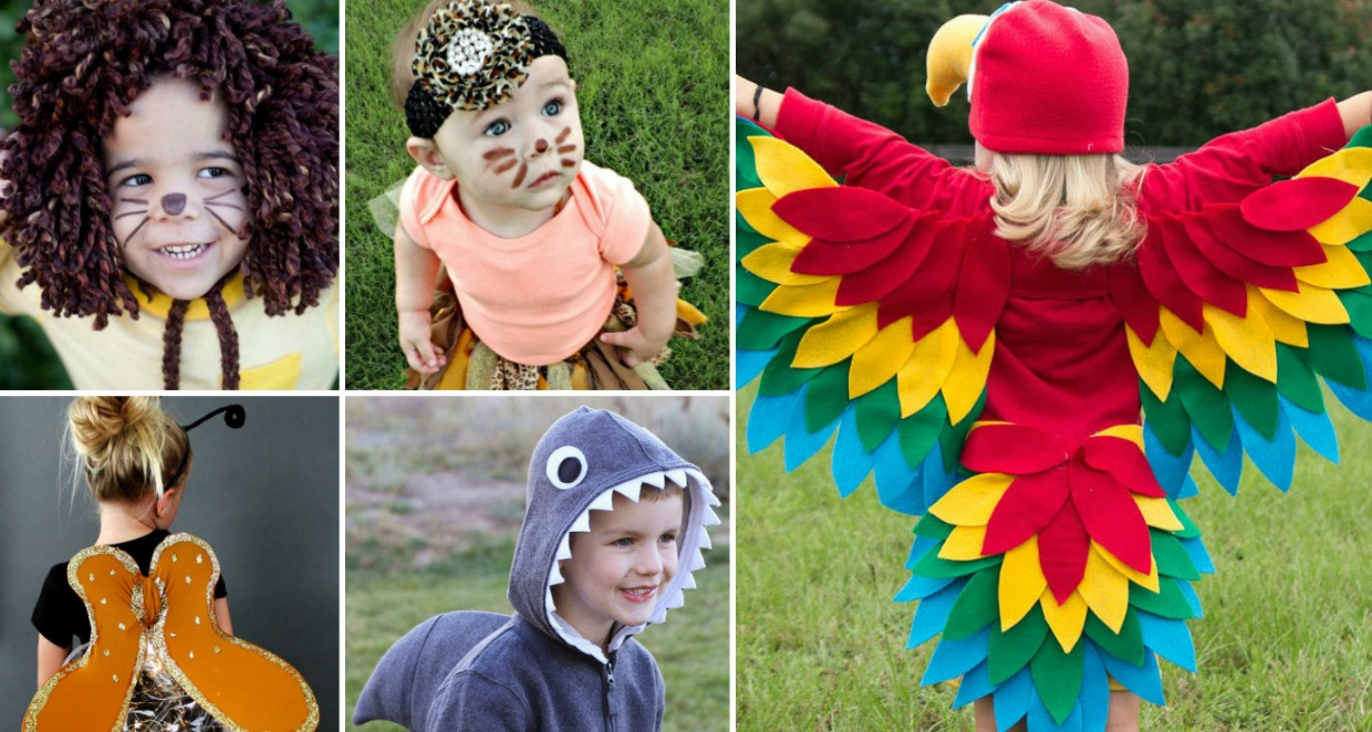 Best ideas about DIY Animal Costume . Save or Pin 25 Awesome DIY Animal Costumes For Kids Now.