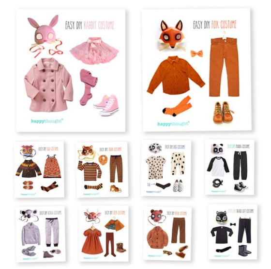 Best ideas about DIY Animal Costume . Save or Pin Simple DIY mask ideas Easy fun dress up Animal costume Now.