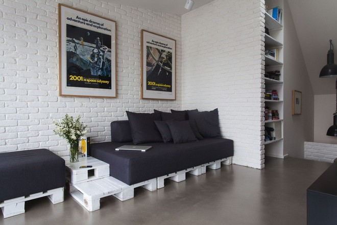 Best ideas about DIY Apartment Furniture . Save or Pin DIY pallet furniture ideas 40 projects that you haven t seen Now.
