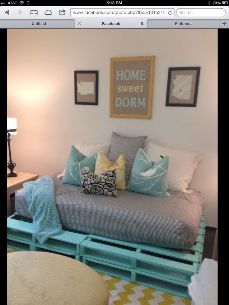 Best ideas about DIY Apartment Furniture . Save or Pin 340 best images about Dorm and Apartment Decor on Pinterest Now.