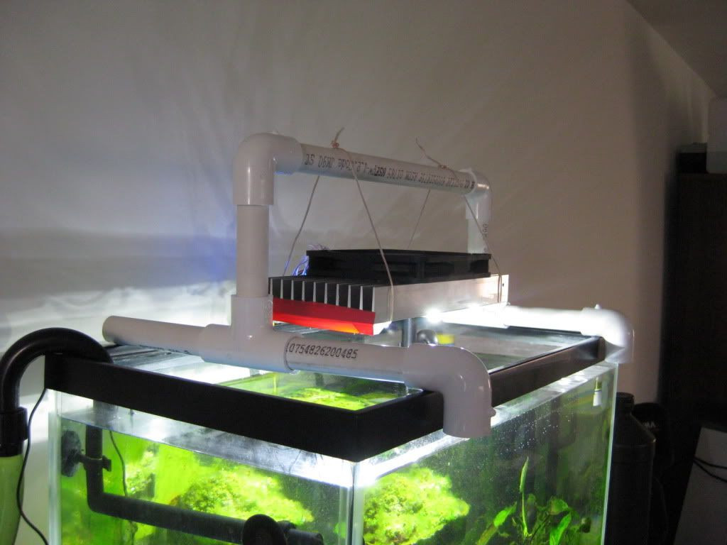 Best ideas about DIY Aquarium Light . Save or Pin Advices for a hanging light stand Now.