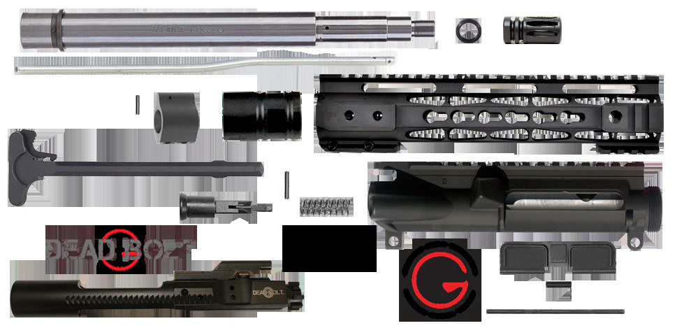 "Best ideas about DIY Ar 15 Kits . Save or Pin DIY 10 5"" 223 5 56 Upper Receiver w 10"" KEYMOD Rail Now."