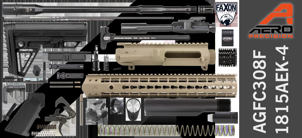 "Best ideas about DIY Ar 15 Kits . Save or Pin 18"" Aero Precision & Faxon 308 WIN DPMS Profile DIY AR 10 Now."