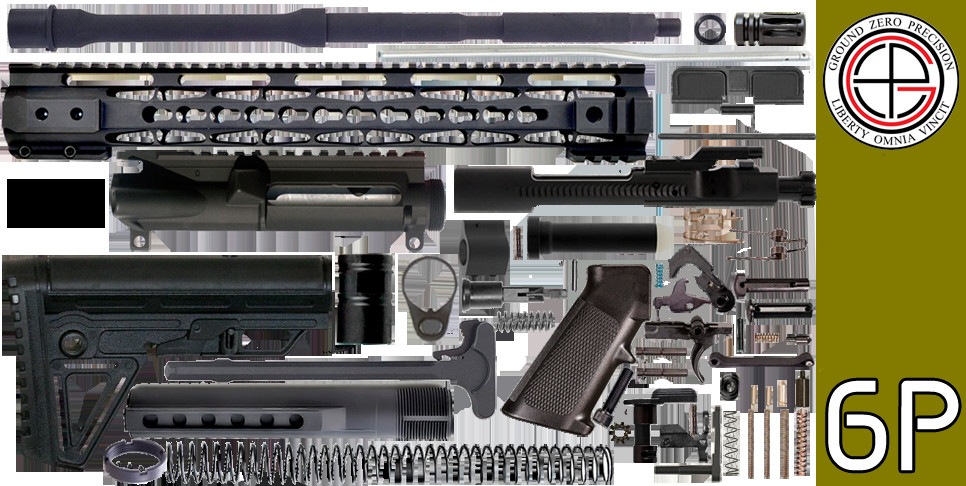 "Best ideas about DIY Ar 15 Kits . Save or Pin DIY 16"" 223 5 56 AR15 Project Kit With KEYMOD Free Now."