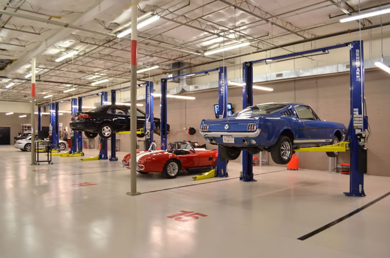 Best ideas about DIY Auto Repair Shop Near Me . Save or Pin Check out what our garage looks like Jack Junkies DIY Now.