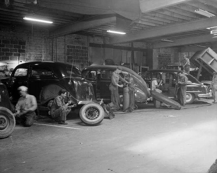 Best ideas about DIY Auto Repair Shop Near Me . Save or Pin Vintage Auto Repair Vintage Workshops Now.