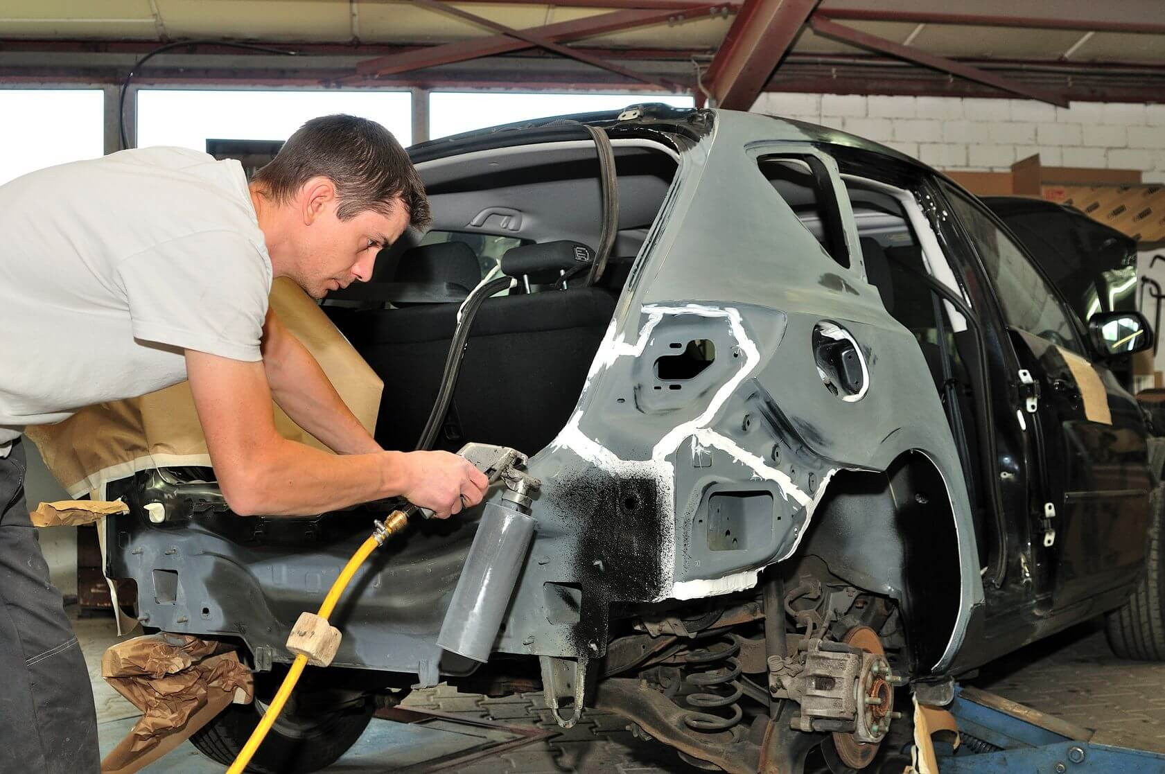 Best ideas about DIY Autobody Repair . Save or Pin Car Frame Repair Options Now.