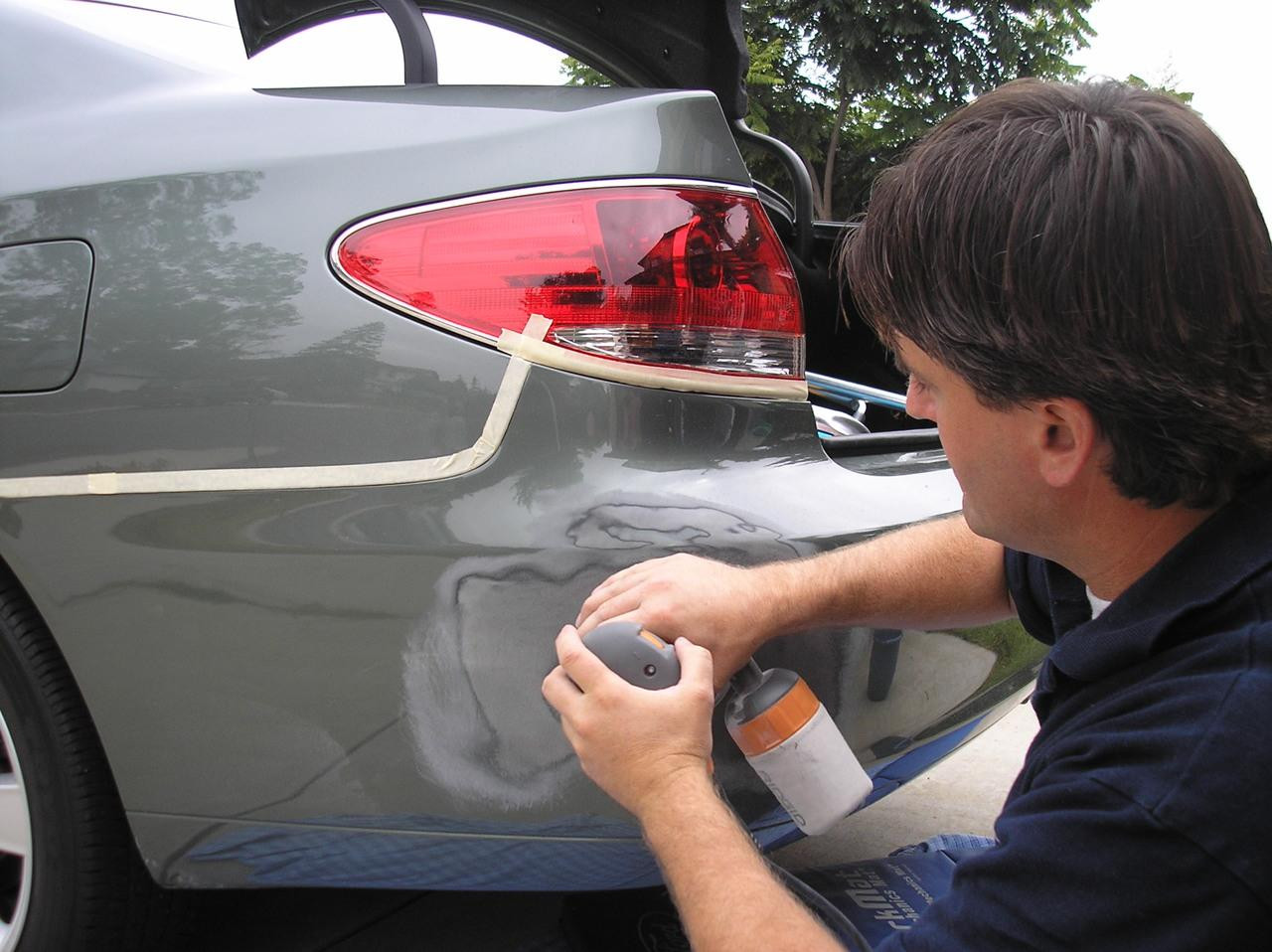 Best ideas about DIY Autobody Repair . Save or Pin DIY Auto Repair Save Money on Minor Body Collision Now.