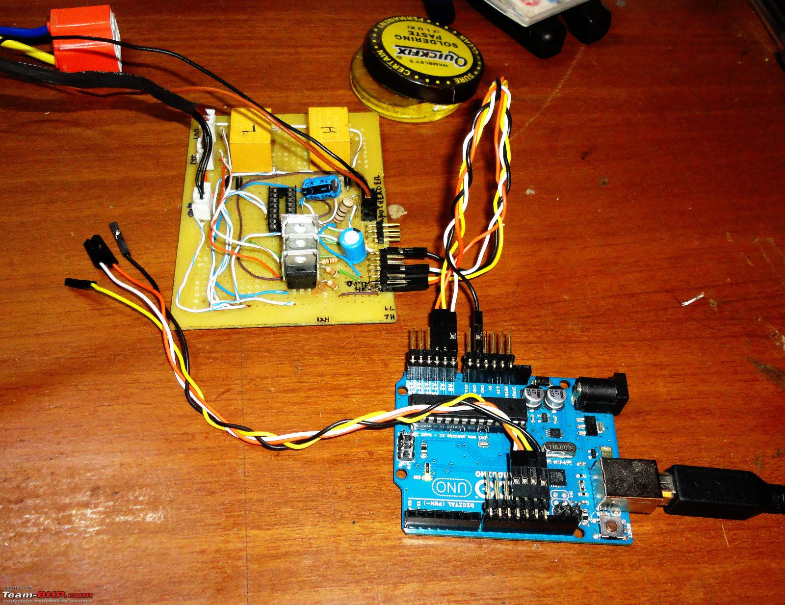Best ideas about DIY Automatic Headlights . Save or Pin DIY Project Automatic headlamp control using Arduino Now.