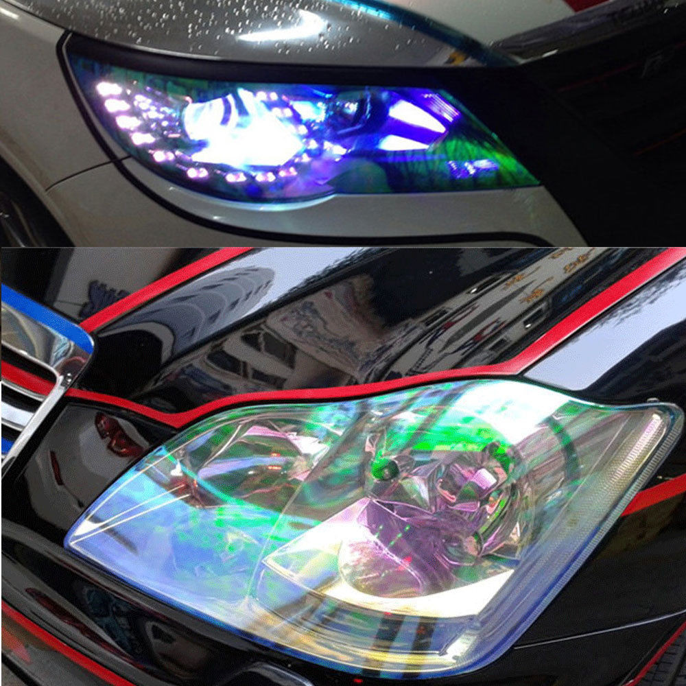 Best ideas about DIY Automatic Headlights . Save or Pin 30cm x 120cm Yellow Chameleon DIY Auto Car Headlight Now.