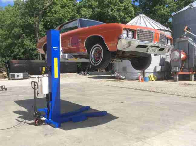 Best ideas about DIY Automotive Garage . Save or Pin Workhorse MSC 6K Portable Car Lift Now.