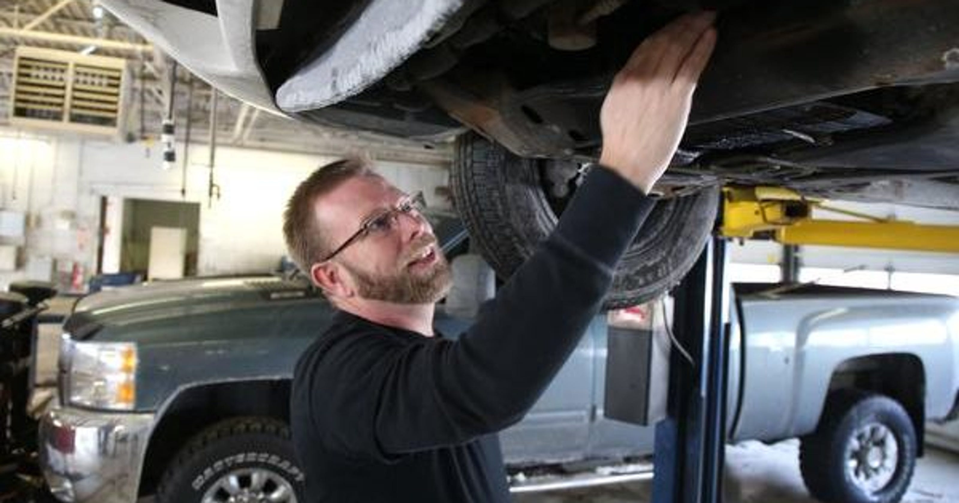 Best ideas about DIY Automotive Garage . Save or Pin Self serve auto shops cater to DIY mechanics Now.
