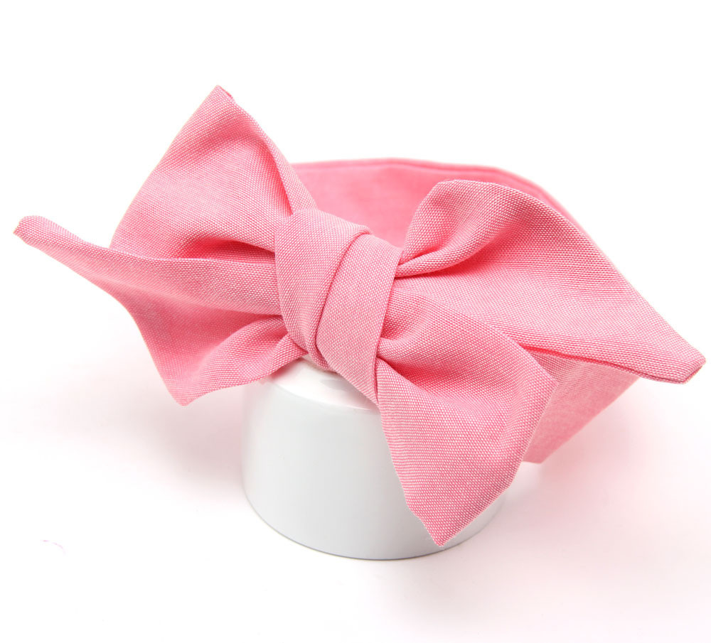 Best ideas about DIY Baby Bow Headband . Save or Pin Children Newborn Baby Girls DIY Hair Bow Headband Hair Now.