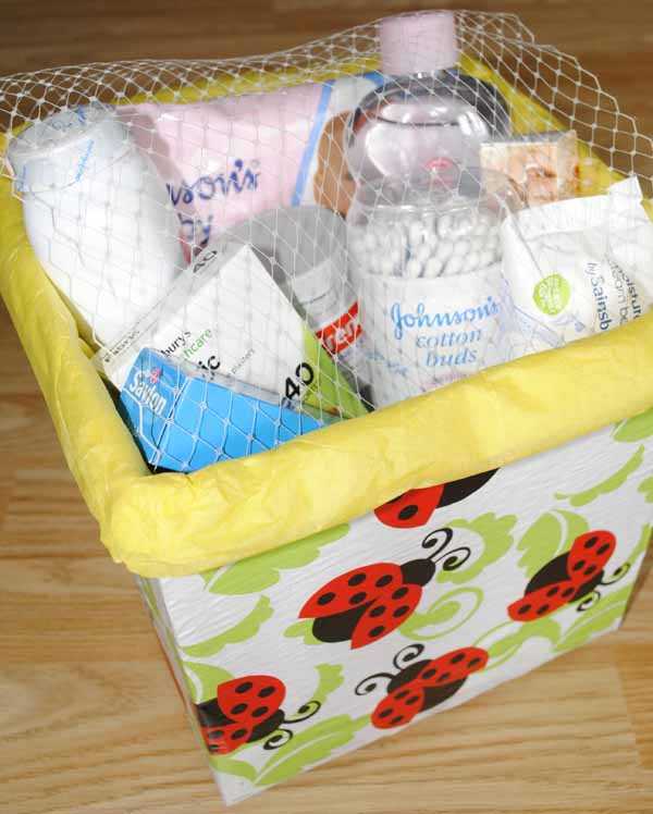 Best ideas about DIY Baby Box . Save or Pin hamper diy baby essentials t box idea for mum to be Now.