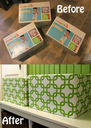 Best ideas about DIY Baby Box . Save or Pin Best 25 Diaper box storage ideas on Pinterest Now.