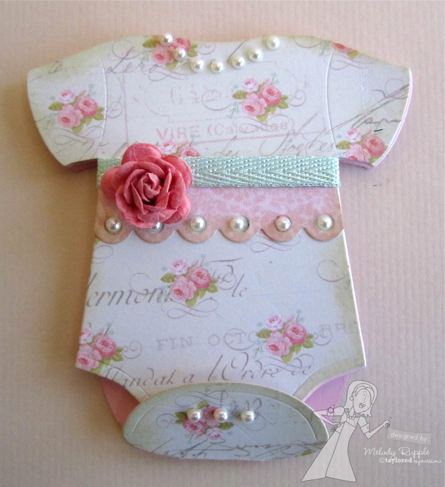Best ideas about DIY Baby Card . Save or Pin A Paper Melody Taylored Expression April Release Day Now.