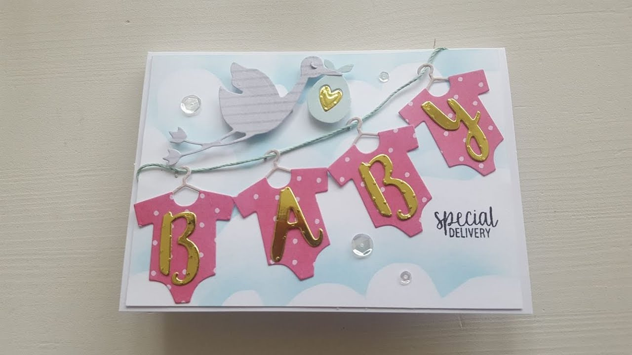 Best ideas about DIY Baby Card . Save or Pin Wel e to the world baby card Now.