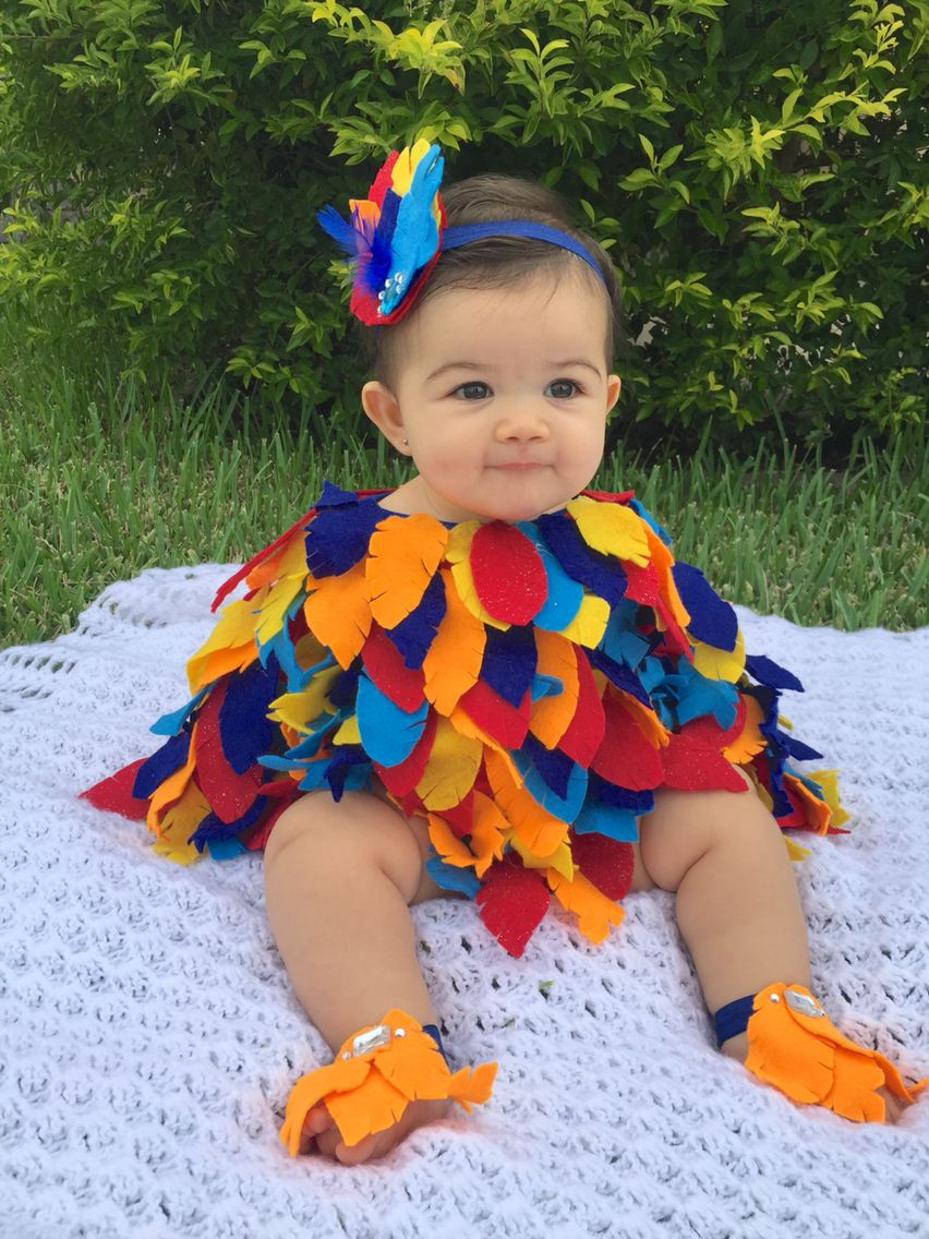 Best ideas about DIY Baby Costume . Save or Pin Baby bird costume Baby parrot costume Baby Halloween Now.