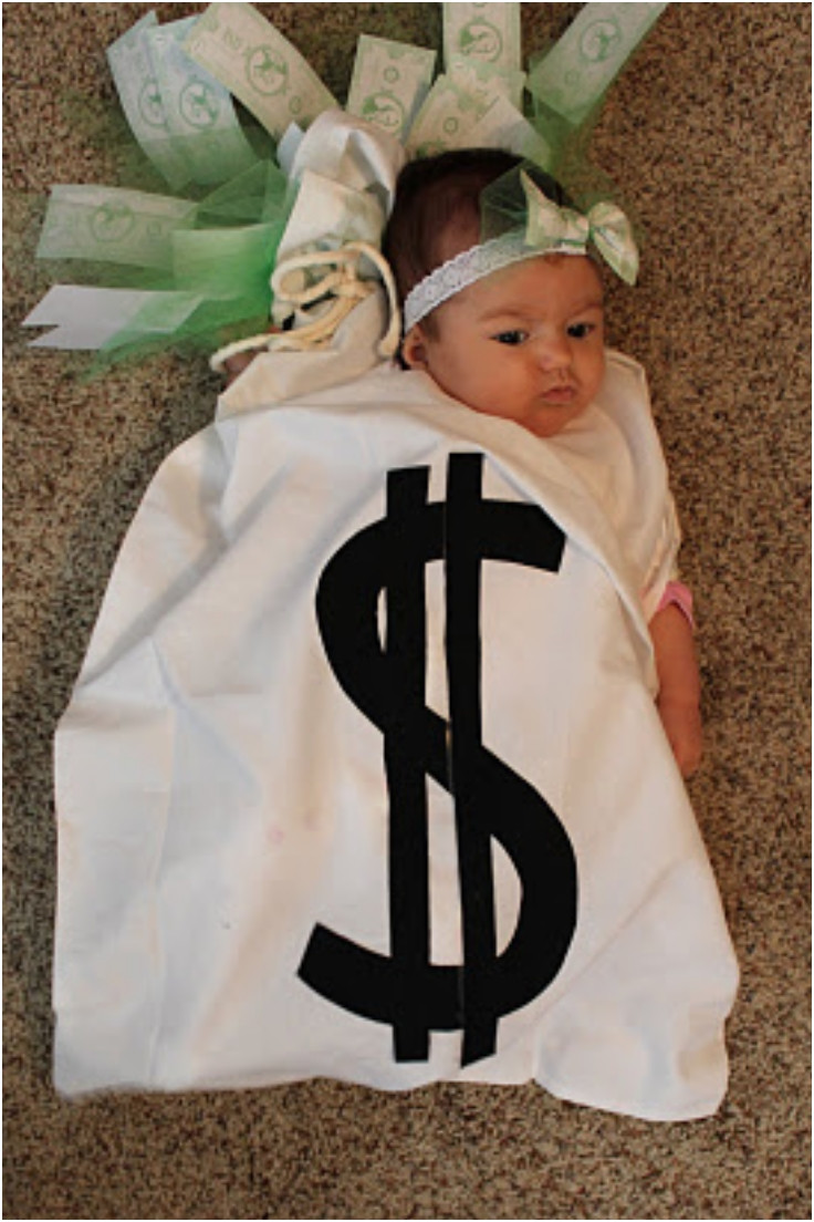 Best ideas about DIY Baby Costume . Save or Pin Top 10 Adorable DIY Baby Costumes Top Inspired Now.