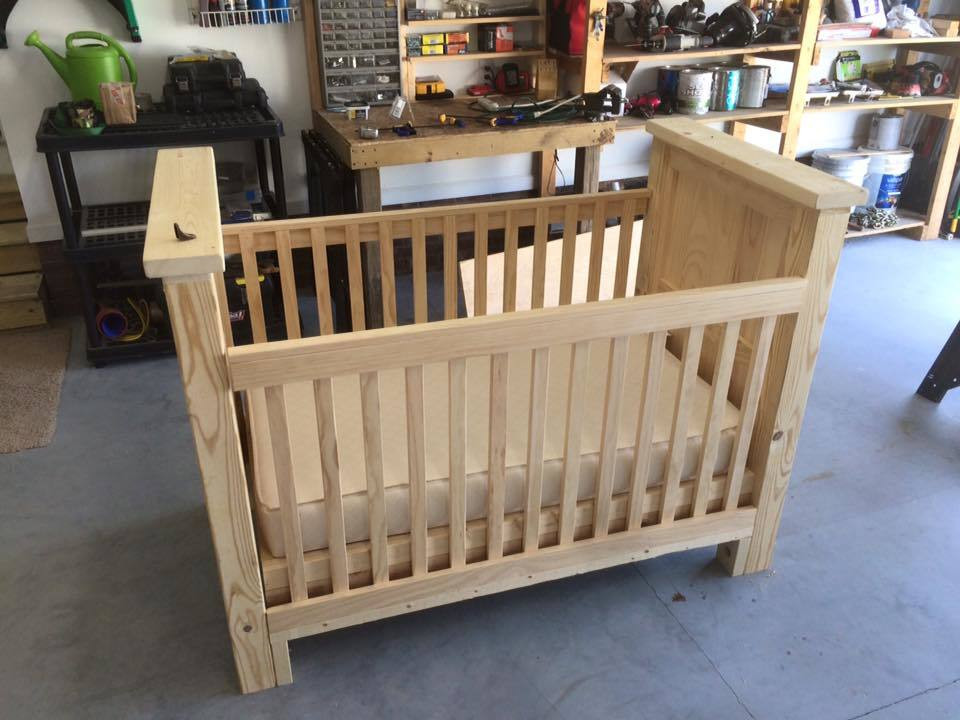 Best ideas about DIY Baby Crib . Save or Pin Ana White Now.
